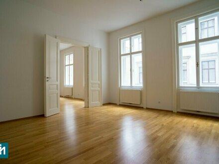 Exklusive 4-Zimmer-Altbauwohnung nahe Schottentor