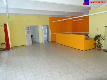 Eisenstadt - Zentrumsnähe interessantes 200 m² Geschäftslokal