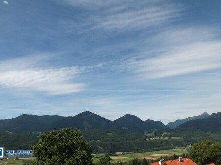 Sonnwiesen - Drautal - SEHR SCHÖNES SONNIGES BAUGRUNDSTÜCK - BARRIEREFREI