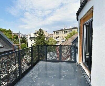 Die perfekte 2-Zimmer Wohnung im Dachgeschoss! Traumprojekt in 1030 Wien + Perfekte Infrastruktur und Anbindung + High Quality!