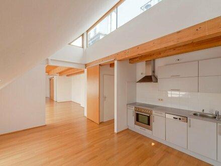 ++NEU** Gebrauchte 3-Zimmer Dachgeschoss-Erstbezug mit Terrasse ***Hofruhelage***