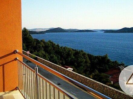 Apartment am Meer in Kroatien