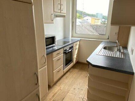 Geräumige 2 Zimmer-Wohnung mit Panorama-Aussicht