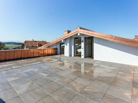 Exklusive Dachterrassen-Wohnung