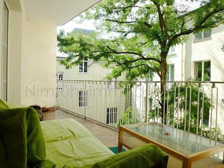 Geräumige 3-Zimmer-Wohnung mit West-Balkon im Herzen des Andräviertels