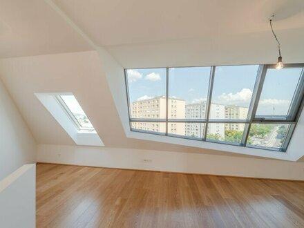 ++AUGARTEN** Hochwertige 4-Zimmer DG-Maisonette! mit 3 Terrassen und unglaublichem WEITBLICK!