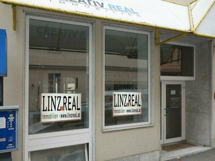 Wohnwert - Tolles Geschäftslokal/Büro in Linz, Rainerstraße 21 !!