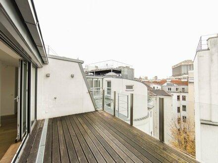 TOP DG-Wohnung mit Terrasse direkt bei der Volksoper in 1090 Wien zu vermieten!