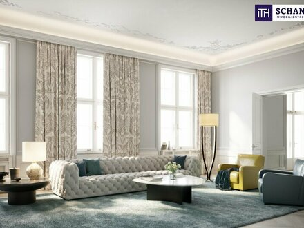 Ihr purer Luxus in der Bel Etage mit über 350m² Wohnfläche! Edel, stilvoll und elegant.