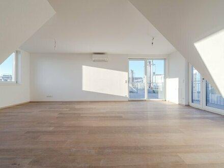 ++NEU++ Hochwertige 3-Zimmer DG-Maisonette, Erstbezug, tolle Aufteilung! riesige Dachterrassen, toller Ausblick!! komplett…