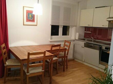 Seekirchen: 3-Zi.-Wohnung im Zentrum mit Blick in den Garten