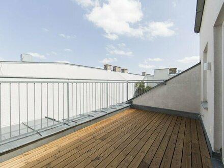 Schön sanierte 4-Zimmer DG-Wohnung mit toller Terrasse in 1030 Wien zu vermieten!