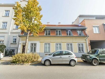 Bezauberndes, L-förmiges Zinshaus mit 7 Wohneinheiten