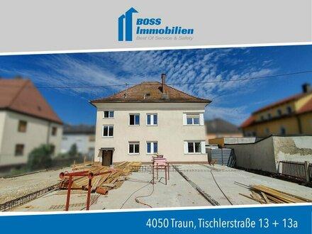 Baubeginn erfolgt | Ihr attraktives neues Zuhause - Tischlerstraße 13, Traun