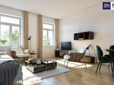 Erstbezug - Ideale 4-Zimmer Wohnung in 1050 Wien! Durchdachte Planung + Tolle Anbindung und Infrastruktur!