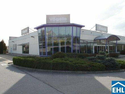 Geschäftsfläche im FMZ Korneuburg zu mieten!