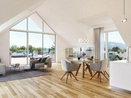 Luxuriöses Wohnen in traumhaftem Dachgeschoß