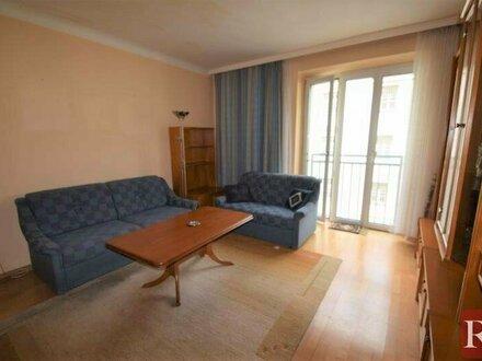 Vollmöblierte 2-Zimmer-Mietwohnung Nähe U1 Troststraße