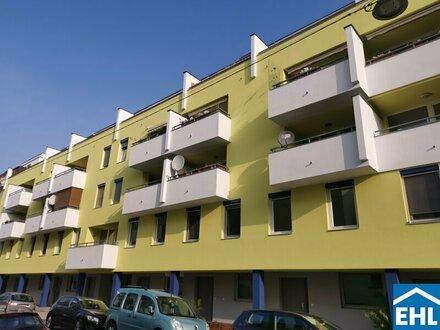 Südseitige DG-Wohnung mit Terrasse