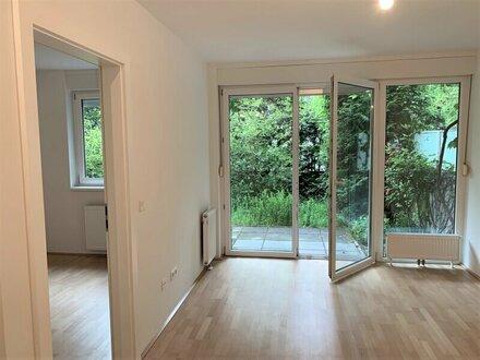 Kleine 2 Zimmer Wohnung mit Terrasse und Garten 1190 Wien