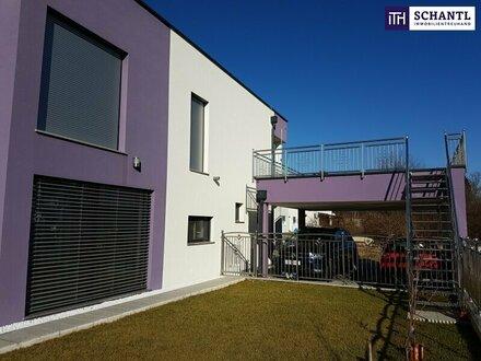 Familienwohnung in Graz-Liebenau mit Terrasse, Garten und Carports - HEIMKOMMEN - ABSCHALTEN - WOHLFÜHLEN!