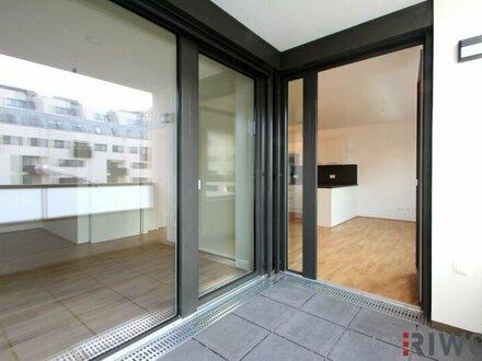 Provisionsfrei für den Mieter! 1 Min. zur U-Bahn! RUHIGE & NEUWERTIGE Wohnung mit LOGGIA und BAUTEILKÜHLUNG.