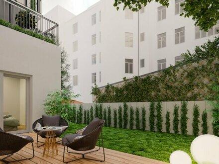 Urban gardening mitten in Wien - geniale 2-Zimmer-Wohnung