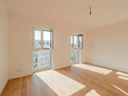 ++NEU++ Hochwertiger, großzügiger 2-Zimmer NEUBAU-ERSTBEZUG mit ca. 10m² Terrasse! auch perfekt zum VERMIETEN!