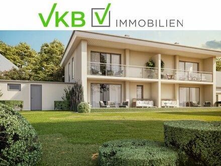 ++Top 11++ Moderne Doppelhaushäfte in ruhiger Siedlungslage