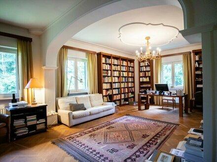 Großgmain: Reizendes Einfamilienhaus in herrlicher Grünlage