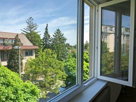 360° Rundgang, Nähe Türkenschanzpark - 67m2 sanierte 2-Zimmer Wohnung!