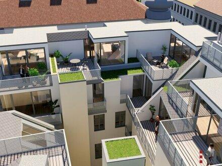Die Schönheit aus Währing - exklusive Dachgeschosswohnungen in wunderschön saniertem Gründerzeithaus