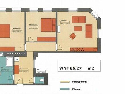 ++NEU** 3-Zimmer Altbauwohnung, gutes Preis-Leistungsverhältnis! sehr guter Grundriss!!