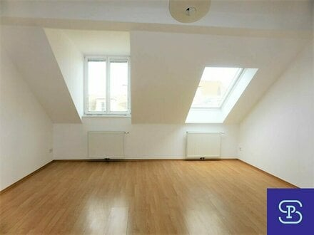 Unbefristete 66m² DG-Wohnung mit Einbauküche in Ruhelage - 1120 Wien