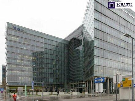 Modernste, servicierte Bürolösung unmittelbar neben dem Flughafen Wien - Unschlagbarer Standort für Unternehmen!
