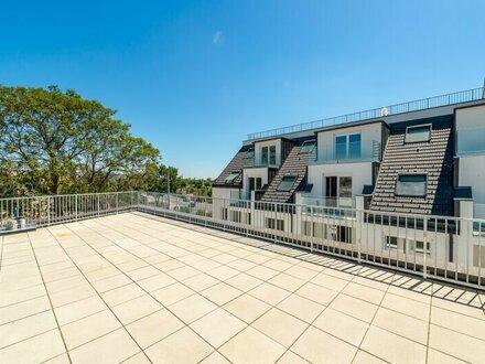 ++NEU++ Optimal für Anleger: Toller Grundriss mit großzügiger Dachterrasse! 3-Zimmer NEUBAU-ERSTBEZUG in TOP-Lage!