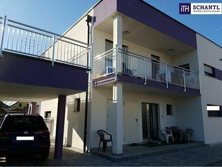 ITH: ATTRAKTIVE VORSORGE! 2-Zimmerwohnung mit großen Sonnenbalkon + Ruhelage + hochwertige Ausstattung in 8041 Graz Liebenau!