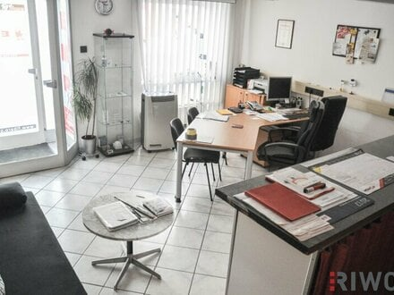 Geschäftslokal/Büro bei Mariahilfer Straße! 115m² plus trockener Lagerfläche!