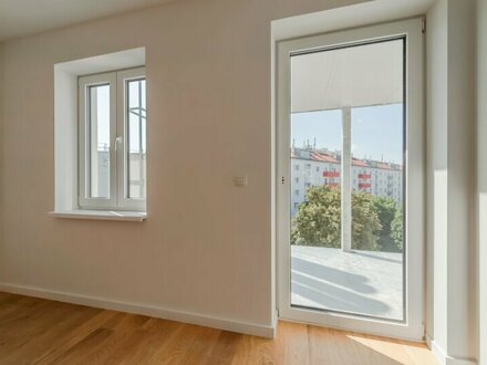 ++NEU** Hochwertiger 2-Zimmer NEUBAU-ERSTBEZUG mit ca. 6m² hofseitigem Balkon! auch toll für ANLEGER!