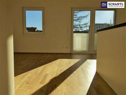 ITH: SÜßE 3 Zimmer Neubauwohnung! WG-tauglich + RUHELAGE + FH-Nähe + Ideale Verkehrsanbindung + Sonnenterrasse!