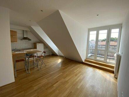 Ruhige 50 m2 Zwei-Zimmer Mietwohnung mit Terrasse! Nähe Ottakringer Straße!