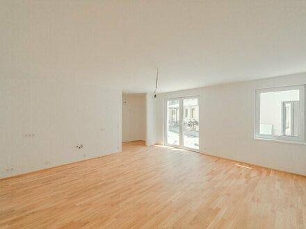 ++NEU++ Perfekt für Anleger: Toller Grundriss mit Garten u. Terrasse! 3-Zimmer NEUBAU-ERSTBEZUG in TOP-Lage!