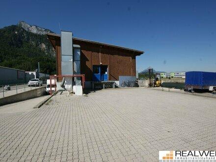 Kleines Produktions- / Lagerobjekt in Salzburg Süd mit Freifläche