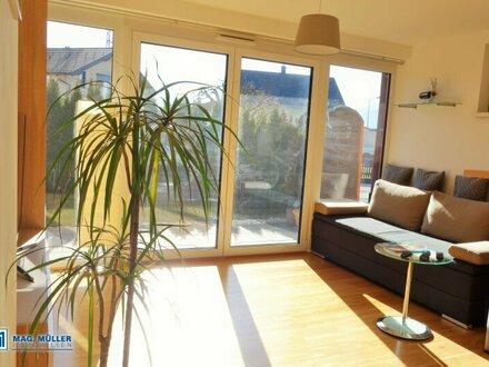 Schicke 2-Zimmer-Wohnung ca. 45 m² Wfl. & Terrassenlandschaft (T1)