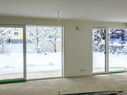 Erstbezug Riedenburg: Luxus 3 Zimmer Garten-Wohnung!
