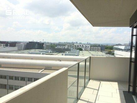 moderne 3 -Zimmer Wohnung mit Fernblick Nähe WU/ MESSE