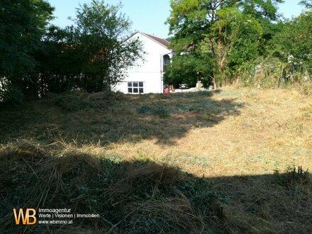Baubewilligtes Grundstück (ca. 270 m²) nahe dem Hauptplatz zu verkaufen!