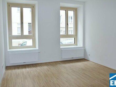 Schönes, ruhiges Wohnhaus mit begrüntem Innenhof in Meidling