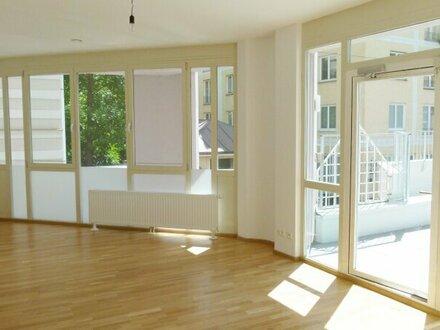 Modernisierte 2 Zimmerwohnung - Andräviertel