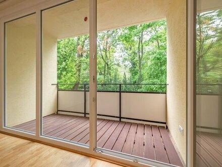 ++NEU** Erstbezug nach Sanierung! 2-Zimmerwohnung mit Loggia, Ruhelage, Grünblick, nahe Pötzleinsdorfer Schlosspark!!